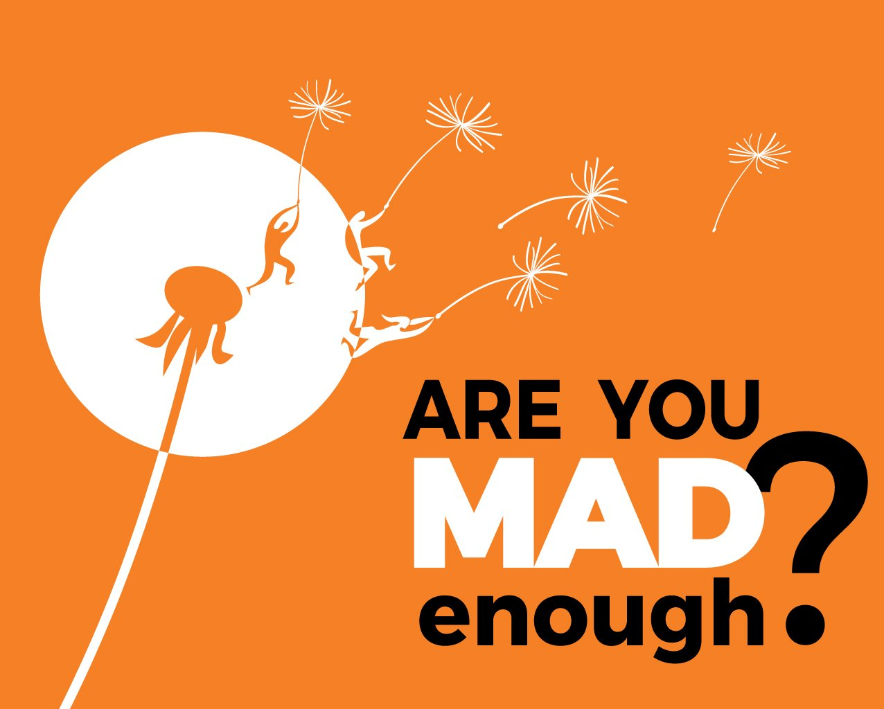 MAD Award - make a difference logo